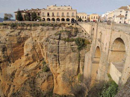 die malerische Stadt Ronda