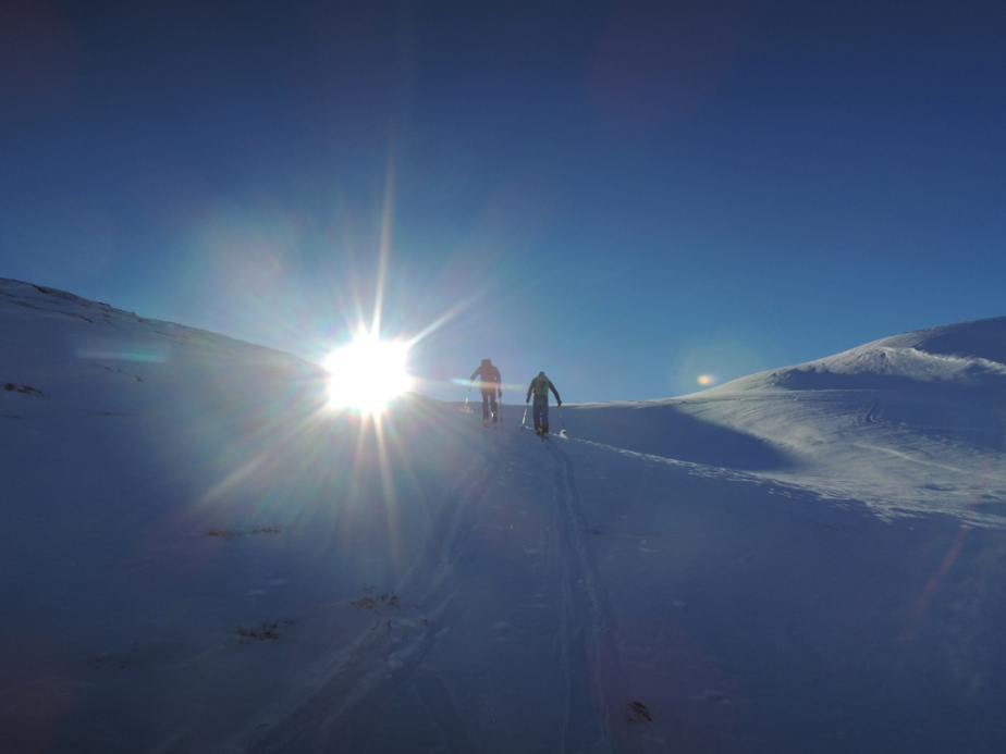 Glanderspitze 2.512m vonGriest