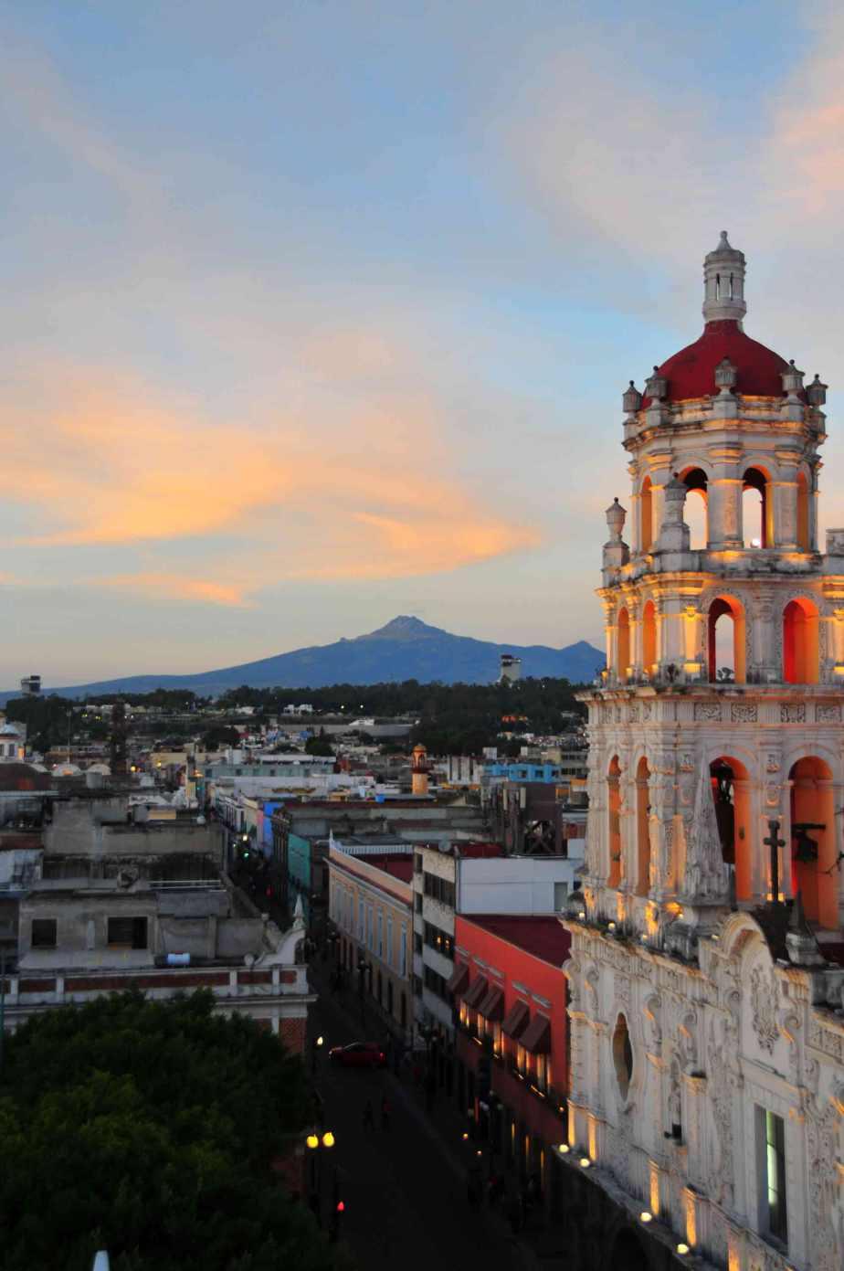 Mexiko X –Puebla